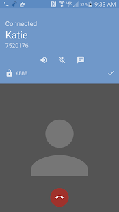 RokaCom: Secure Calls and Txt- screenshot thumbnail