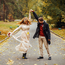Wedding photographer Pavel Fishar (billirubin). Photo of 03.11.2016
