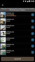 Screenshot of GoPro App
