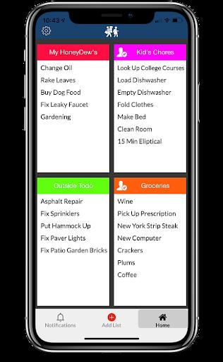 HoneyDew: To-Do List, Tasks & Reminders screenshots 2