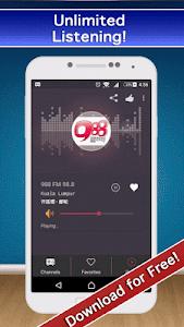 📻 Malasyan Radio FM & AM Live screenshot 1