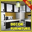 Decoration and furniture mods for minecraft APK