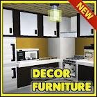 Decoration and furniture mods for minecraft icon