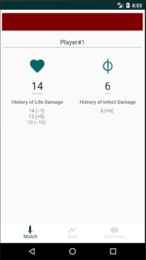 Advanced Magic Counter 1.2.1 screenshots 8