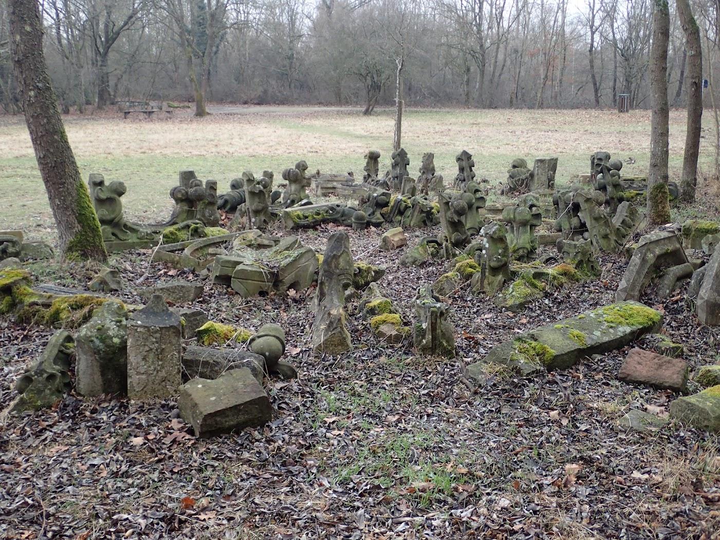 vestiges funéraires