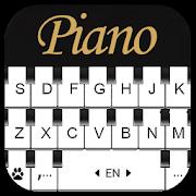 ثيم لوحة المفاتيح Pianomusic
