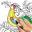 Colorear App (Coloring Expert) icon