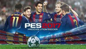Pro Evolution Soccer 2017 Highly Compressed
