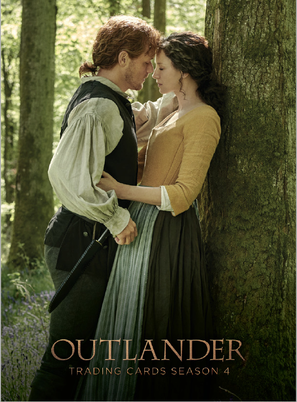 Outlander Trading Cards Season 4: Convention Promo Cards P6