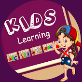 Kids Learning (ABC,123,colors, shapes...)