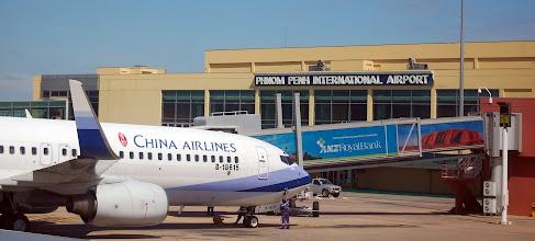 Photo: Phnom Penh International Airport