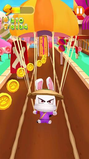 Run Talking Ninja Run! 1.9.1 screenshots 9