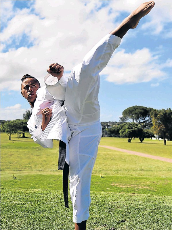 Bay karateka Noloyiso Bonga has earned selection for the Karate World Championships in Spain next month. However, a lack of funds could still scupper her participation