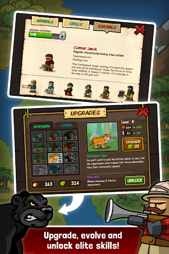 Lumberwhack: Defend the Wild screenshots 4