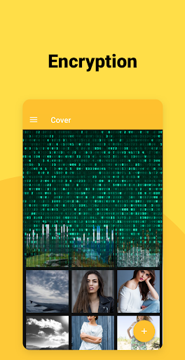 Photo Vault by Cover Auto-Hide™ Pictures & Videos screenshot 3