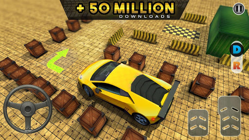 Modern Car Drive Parking 3d Game - Car Games 3.75 Screenshots 1