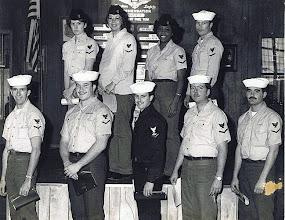 Photo: VT 24 Promotion Ceremony Jan. 13, '84