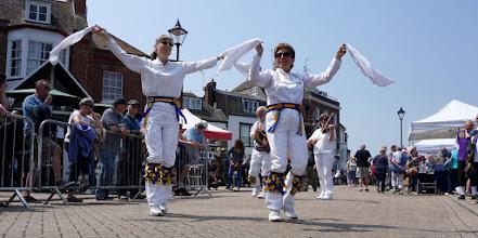 Photo: DANCING  'HIGHLAND MARY'