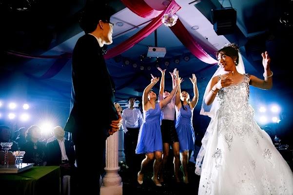 婚礼摄影师 Gang Sun (GangSun). 02.10.2016的图片