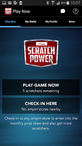 ampm Scratch Power - screenshot