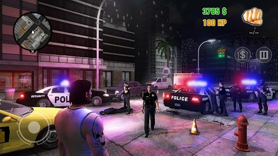 Clash of Crime Mad City War Go 1.1.2 Unlocked MOD APK Android 2