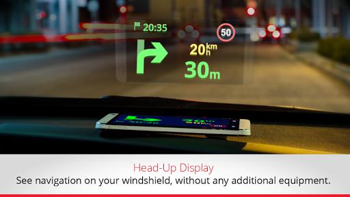 GPS Navigation & Traffic Sygic screenshot 2