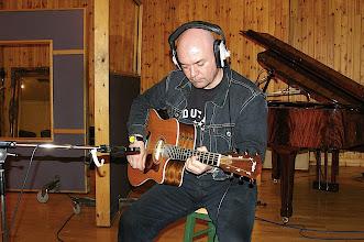 Photo: Recording @Axis Sheffield