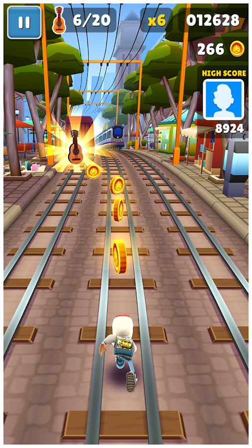 Download Subway Surfers | Free Online Game on PC, Mac, APK