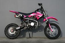 Avenger125M-Pink Pit Dirt Bike