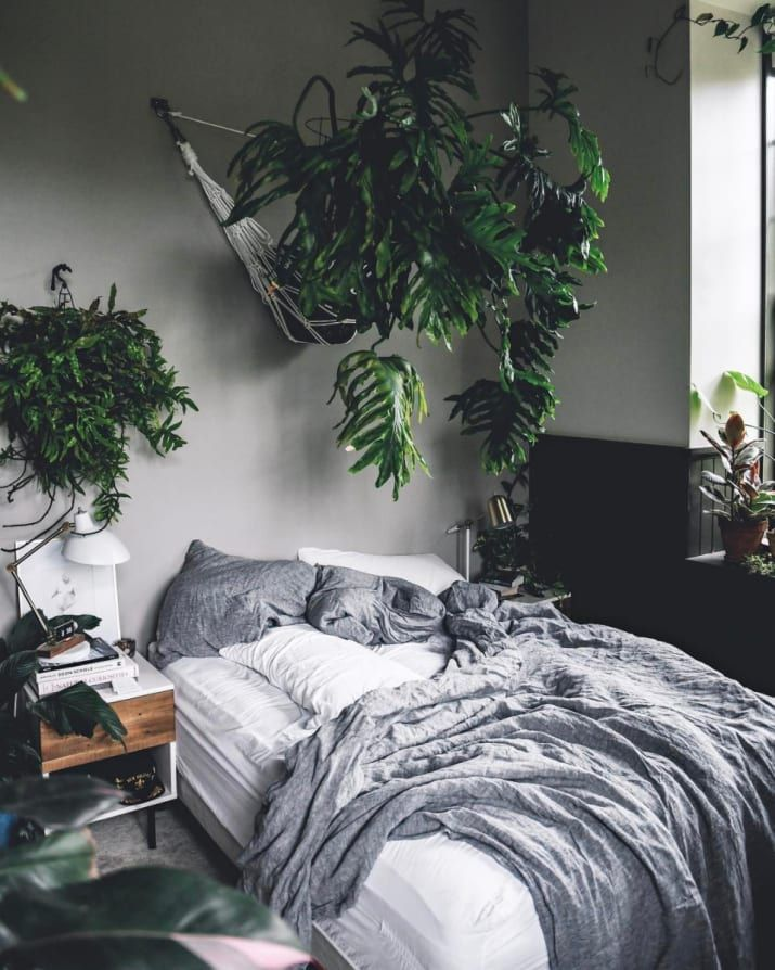 Create A Forest Inside Your Sleeping Space