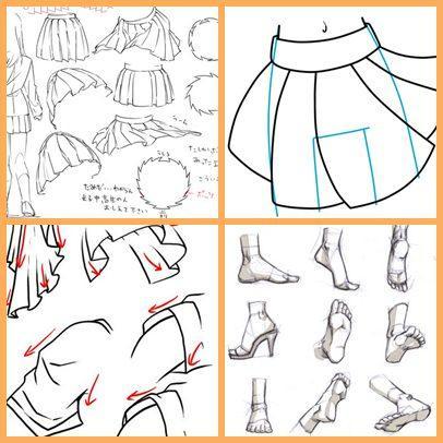 how to draw anime girls screenshot