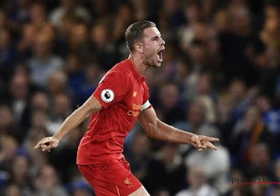 Liverpool zit al na tien minuten zonder kapitein in München