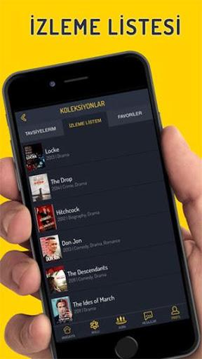 TINQ | Film ve Dizi tavsiyeleriyle sosyal ağ! screenshot 5
