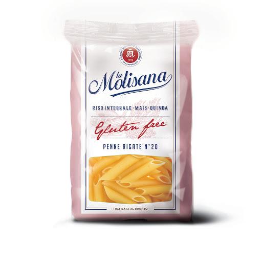 Sin Gluten Pasta Penne   Rigate La Molisana