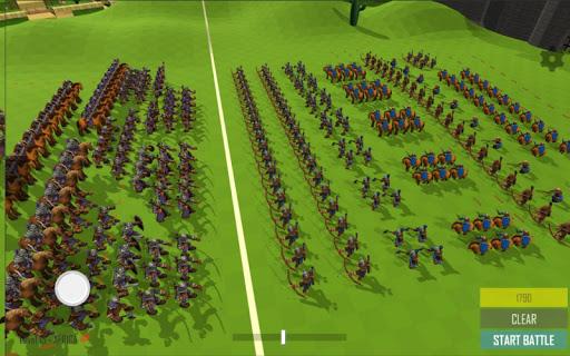 Medieval Battle Simulator: Sandbox Strategy Game 1.5 screenshots 13