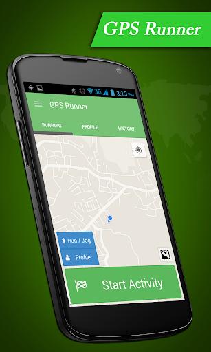 GPSランニングトラッカー