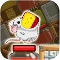 Cheese warehouse – Find cheese icon