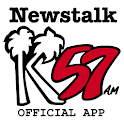 Newstalk K57 Guam icon