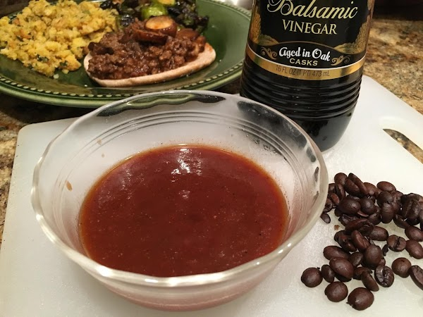 Tangy Coffee Barbecue Sauce Recipe