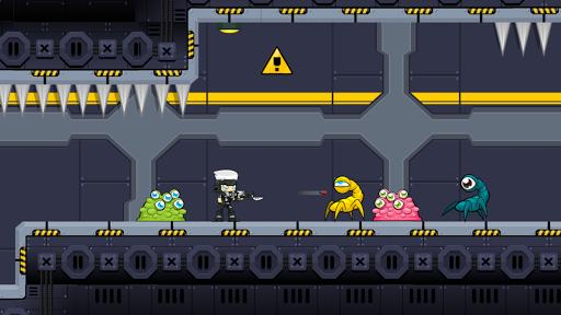 Code Triche Aliens 2D: Run & Gun APK MOD screenshots 1