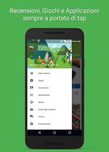 TuttoAndroid- screenshot thumbnail