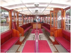 Photo: Barco de recorrido Lago Königssee ( Alemania) http://www.viajesenfamilia.it/