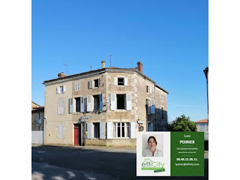 maison à Beaulieu-sur-Sonnette (16)