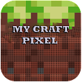 My Pixel Craft : Building and Crafting adventure