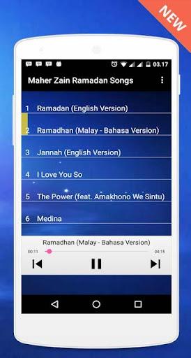 Download Maher Zain Ramadan Songs Google Play softwares