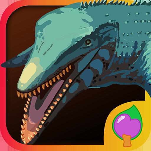 Dinosaur Adventure game -Coco3