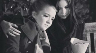 Jacqueline Jossa's tribute to Lauren