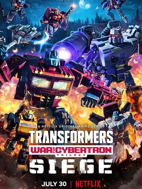 Transformers: La guerra por Cybertron