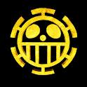 anime pirates wallpaper icon