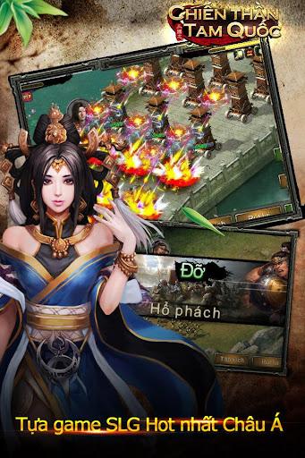 Chiu1ebfn Thu1ea7n Tam Quu1ed1c-Tranh Bu00e1 9.6.0 screenshots 1